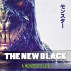 THE NEW BLACK - A MONSTERS LIFE  CD NEW+