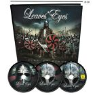 LEAVES' EYES - KING OF KINGS (LIMITED TOUR EDITION)  2 CD+DVD NEW+