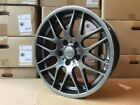 18 GUNMETAL CSL M3 WHEELS RIMS FITS BMW 3 SERIES 323I 325I 328I 330I 335I 325X