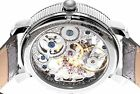 Lindberg &Sons Men's Automatic Watch with Leather SK14H061