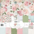 KaiserCraft Rose Avenue Collection 12x12 Pack Floral Friendship Mother Family