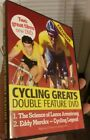 THE SCIENCE OF LANCE ARMSTRONG EDDY MERCKX CYCLING LEGEND DVD