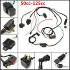 50cc 125cc CDI Wire Harness Stator Assembly Wiring Chinese ATV Electric Quad Kit