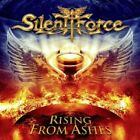 SILENT FORCE - RISING FROM ASHES ( LTD.DIGIPAK ) - CD NEW+!!