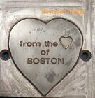 Boston From the heart of Boston Print Plate