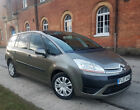 LARGER PHOTOS: CITROEN C4 GRAND PICASSO DIESEL 1.6HDi 1MANUAL SX 5dr 7 SEATER MPV 2007