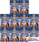 (10) 2017 Topps WWE Road to Wrestlemania EXCLUSIVE HUGE HANGER Box-420 Cards!