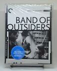 Band of Outsiders Blu ray Disc 2013 Criterion Collection French New Wave