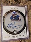 2017 Limited Ring of Honor On Card Autograph Mike Singletary 06 25 Chicago Bears