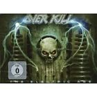 OVERKILL - THE ELECTRIC AGE  CD + DV LIMITED EDITION+++++++++++ NEW+
