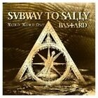 SUBWAY TO SALLY - NORD NORD OST/ BASTARD 2 CD MITTELALTER ROCK NEW++++++++++++