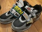 New BEN 10 Boys Youth Black Athletic Sneakers Shoes Size 3