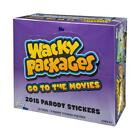 WACKY PACKAGES GO TO THE MOVIES HOBBY 8-BOX CASE (TOPPS 2018)