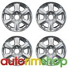 New 17 Replacement Wheels Rims Isuzu Ascender 2004 2007 Set