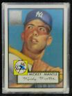 Cheap Mickey Mantle Cards  - 10 Awesome Cards for Under $20 21