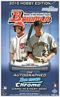 2012 BOWMAN MLB Baseball Hobby Box