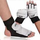 Sports Foot/Hand Protect Case Holder TKD Martial Art Sparring Instep Gear Karate