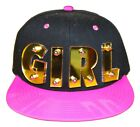 Custom Made Snapback Create Your Own Name Custom Made 3D Mirror Letter Hats
