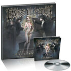 CRADLE OF FILTH CRYPTORIANA THE SEDUCTIVENESS OF DECAY mailorder AUTOGRAPHED