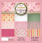 LDRS Creative Soft Blush Collection 30 Sheet 6x6 Paper Pack