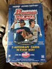 2013 Bowman Draft Baseball Factory Sealed Jumbo Hobby HTA Box 3 Autos Judge?