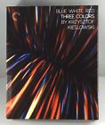 THREE COLORS Criterion Collection BLU RAY Kieslowski BLUE Binoche WHITE 2011 RED