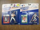 Starting Lineup Kenner 1988 1989 NIB 2 Wade Boggs Figures MLB 082615ame4