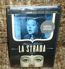 FEDERICO FELLINIS LA STRADA DVD NEW  SEALED THE CRITERION COLLECTIONRARE