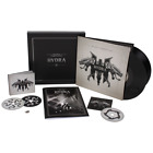 WITHIN TEMPTATION-HYDRA BOX SET  VINYL (2) LP 3 CDs NEW songbook guitaar pick