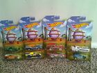 HOT WHEELS 2014 EASTER 8 cars SET COMPLETE Chevy Toyota Nash Ford Camaro Boom