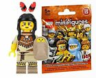 Lego Mini Figure series 15 Native woman