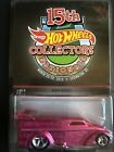 Hot Wheels 15th Ann Collector Nationals Spectraflame Pink Drag Dairy 1724 3600