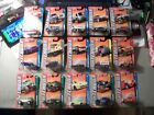 LOT OF 15 MATCHBOX 164 IN PACKAGES 60 YEARS HUMMER PORSCHE LOTUS JEEP BMW ++
