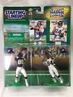 Minnesota Vikings Cris Carter & Randy Moss Winning Pair Starting Lineup