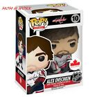 Funko NHL Alex Ovechkin White Away Jersey Exclusive Pop Figure