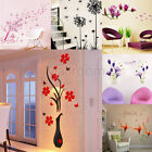 Family Flower Tree DIY Removable Art Vinyl Wall Stickers Decal Mural Home Decor