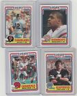 1984 Topps USFL Set Complete 1-132 Steve Young Reggie White Jim Kelly Hershel RC
