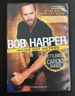 Bob Harper Inside Out Method  KettleBell Cardio Shred Workout DVD Exercise