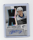 STEVEN STAMKOS 2008-09 SPX #190 2-PCE JERSEY AUTO ROOKIES RC 499 HOT TAMPA!