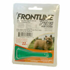 Merial Frontline Plus for Dogs 5 22lbs 1 dose  Kills fleas ticks and lice