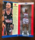 Charles Barkley 1997 Starting Lineup Action Figure NIB Houston Rockets