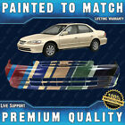 Painted To Match Front Bumper Cover Direct Fit For 2001 2002 Honda Accord Sedan