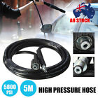 High Pressure Cleaner Washer 5800PSI Washing Hose Cold Cleaning for Karcher K2
