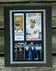 Derek Jeter 3,000th Hit At-Bat Foul Ball to be Auctioned 5