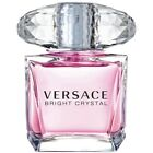 VERSACE bright Crystal Perfume 0.17 oz 5 ml EDT Splash Women New Without Box