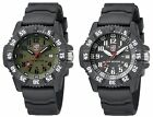 Luminox Men's Master Carbon Seal 3800 Rubber Strap Date Watch - Choice of Color