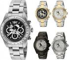 Invicta Character Collection Men's Chrono Stainless Steel - Choice of Color