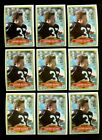 1980 TOPPS #195 LESTER HAYES RC LOT OF 9 NMMT F96338