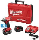 Milwaukee 1/2 in. Impact Wrench Pin Detent Kit Brushless Cordless Batteries 18-V