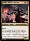 MTG - Dominaria - GARNA, THE BLOODFLAME - FOIL - 194/269 - UNCOMMON - NM/M
